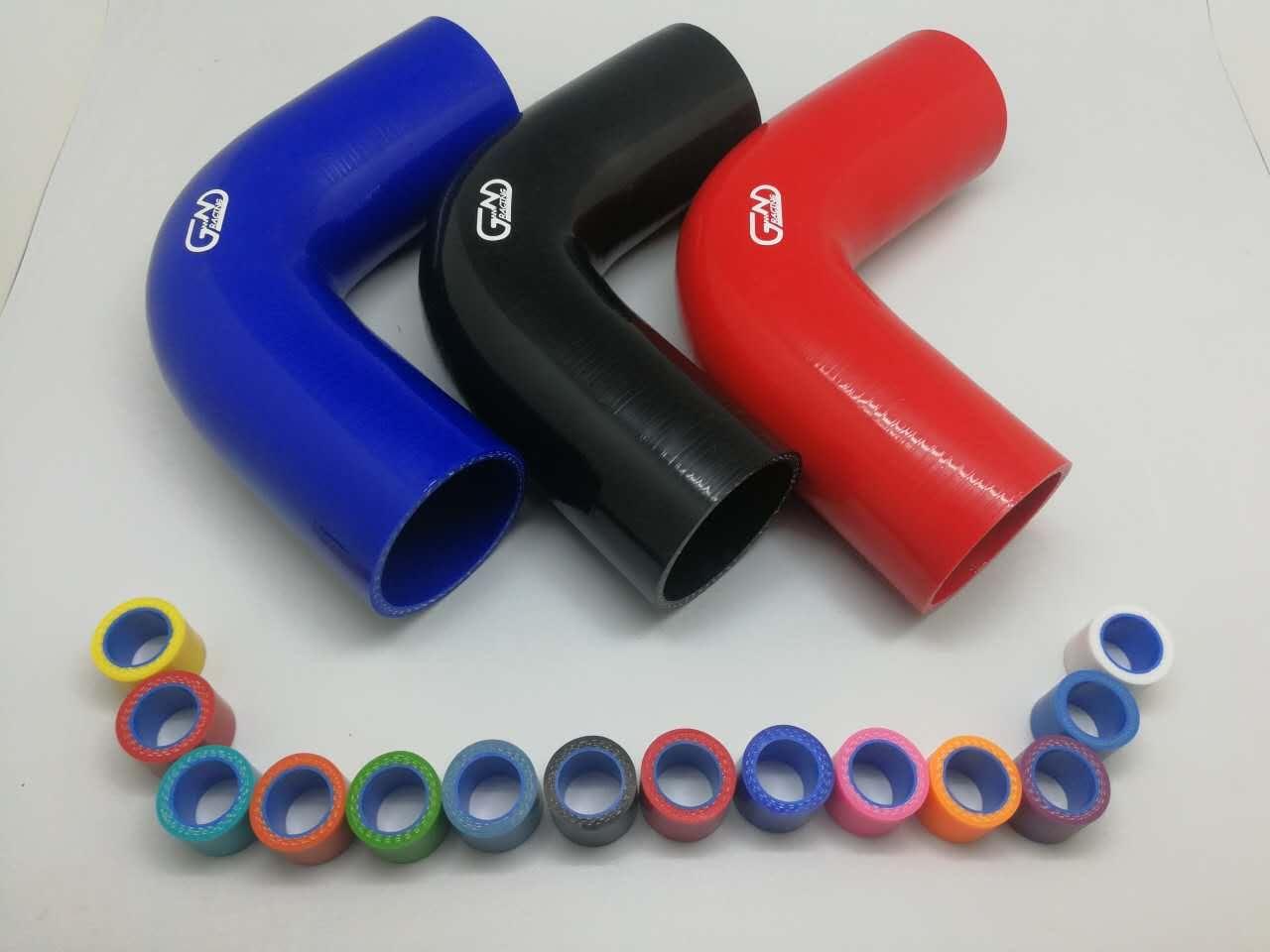 90 degree silicone elbow hose